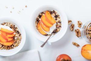 Mueslis et céréales du petit-déjeuner
